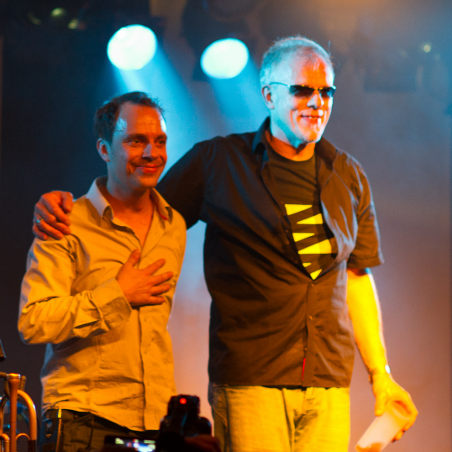 TAB TWO in Aschaffenburg 2012. Photo: Christopher Rückert.