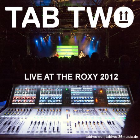 Live at the Roxy coverart