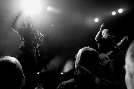 TAB TWO live in Mannheim 2012. Foto by Mary Dee.