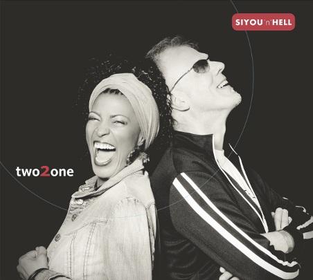 "SIYOU'n'HELL ""two2one"". Siyou & Hellmut Hattler 2012."