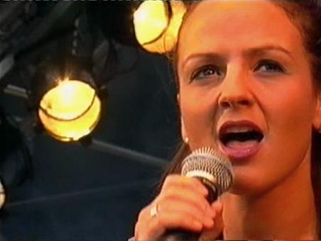 TAB TWO 1999: Joo Kraus & Hellmut Hattler feat. Sandie Wollasch.