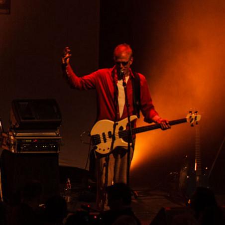TAB TWO live 2012 - Hellmut Hattler. Photo: Chris Marquardt.