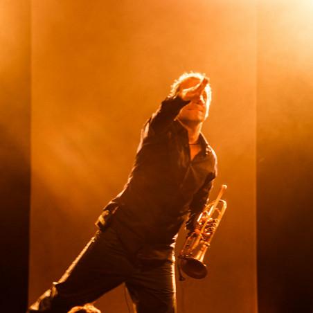 TAB TWO live 2012 - Joo Kraus. Photo: Chris Marquardt.