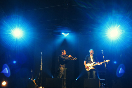 TAB TWO at Palatia Jazz 2012. Photo: Josh von Staudach.