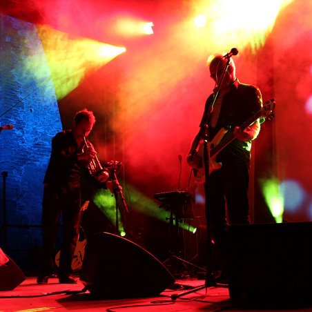 TAB TWO at Palatia Jazz 2012. Photo: Mary Dee.