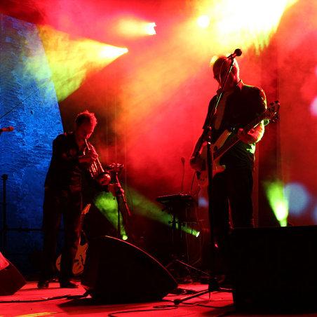 TAB TWO at Palatia Jazz 2012. Photo: Mary Dee.
