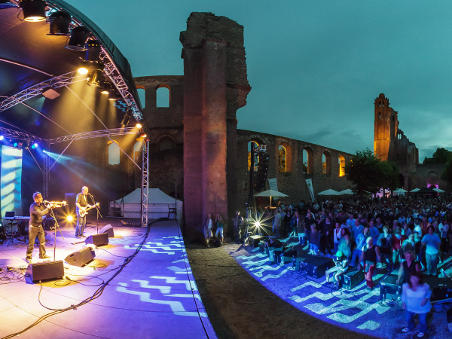 TAB TWO at Palatia Jazz 2012. Panorama: Josh von Staudach.