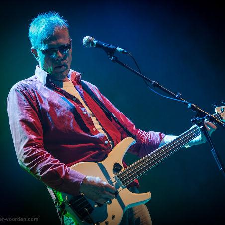 TAB TWO live 2012 - Hellmut Hattler. Photo: René van der Voorden.