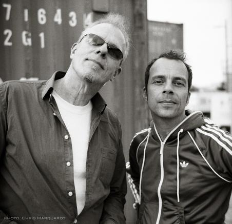 TAB TWO 2012 - Hellmut Hattler & Joo Kraus. Photo: Chris Marquardt.