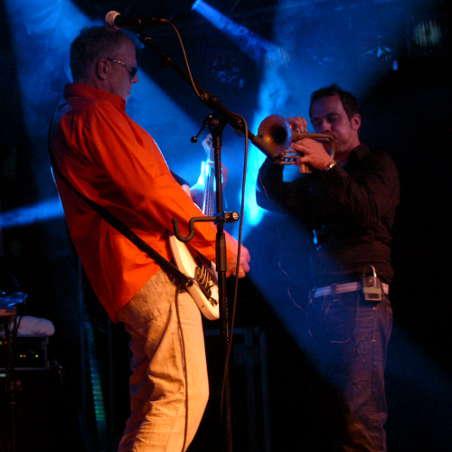 TAB TWO in Isny 2012. Photo: Toni Drescher.
