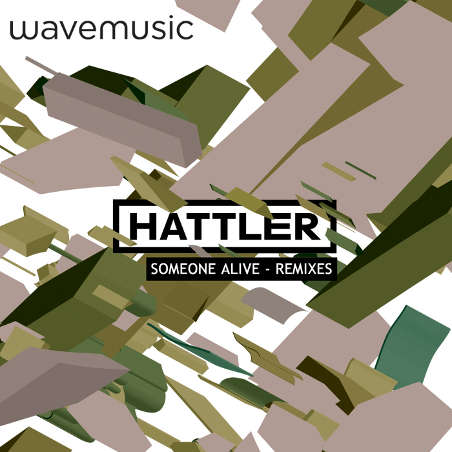 "HATTLER: ""Someone Alive"" Remixes 2012"