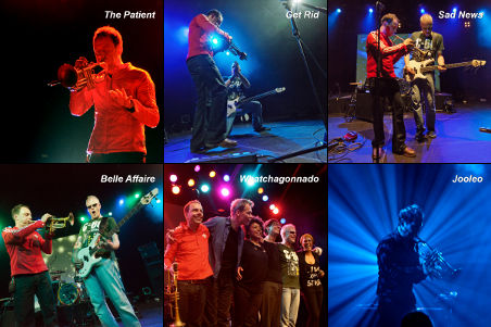TAB TWO: Live at the Roxy 2012
