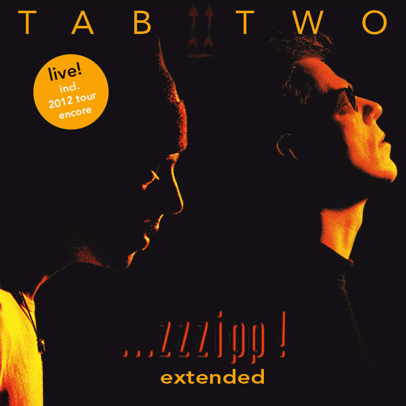 TAB TWO ...zzzipp! extended (2013)