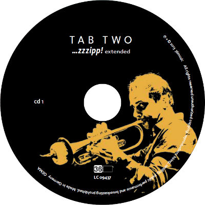 TAB TWO ...zzzipp! extended CD 1