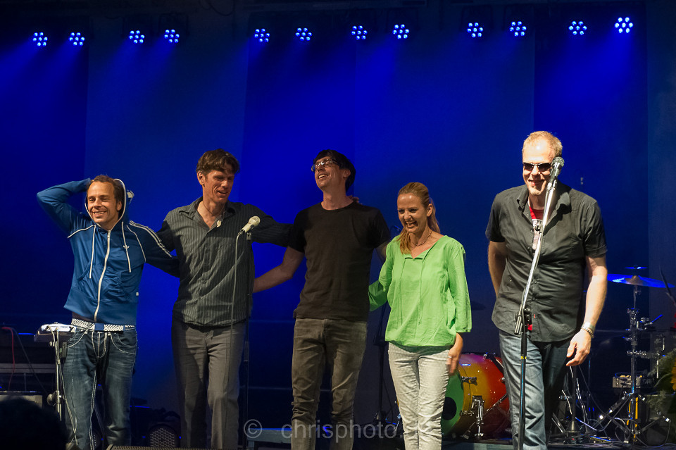 TAB TWO & Friends in Wachenheim 2013. Photo: Christopher Rückert.