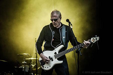 Hellmut Hattler 2013. Photo: Josh von Staudach.