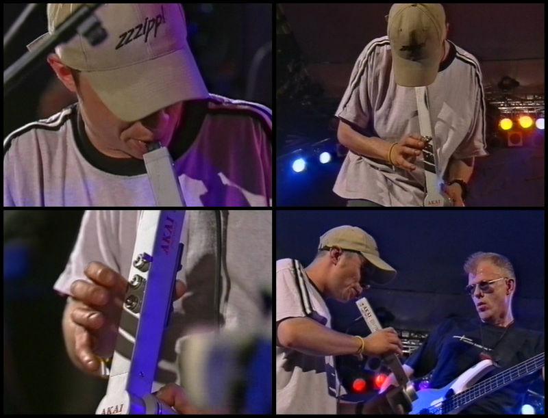 TAB TWO: Joo Kraus playing the EVI (1997)