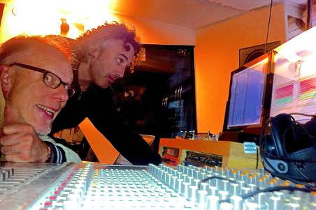 Hellmut Hattler & Jürgen Schlachter at 36music