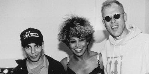 Joo Kraus, Tina Turner, Hellmut Hattler (1996)
