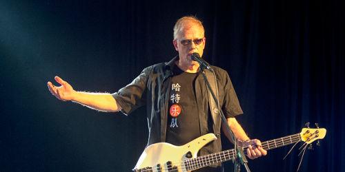 Hellmut Hattler live 2014