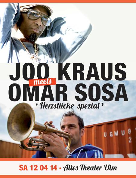 Joo Kraus meets Omar Sosa